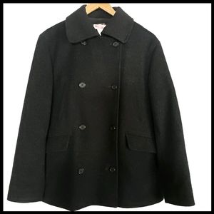⭐SALE⭐J.Crew Double Breasted Wool Pea Coat